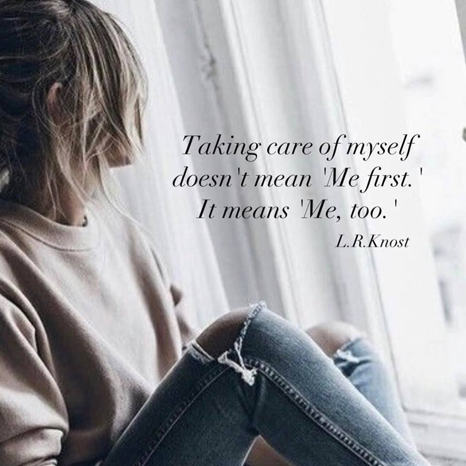 Self-Care Is Necessary